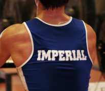 An Imperial rower