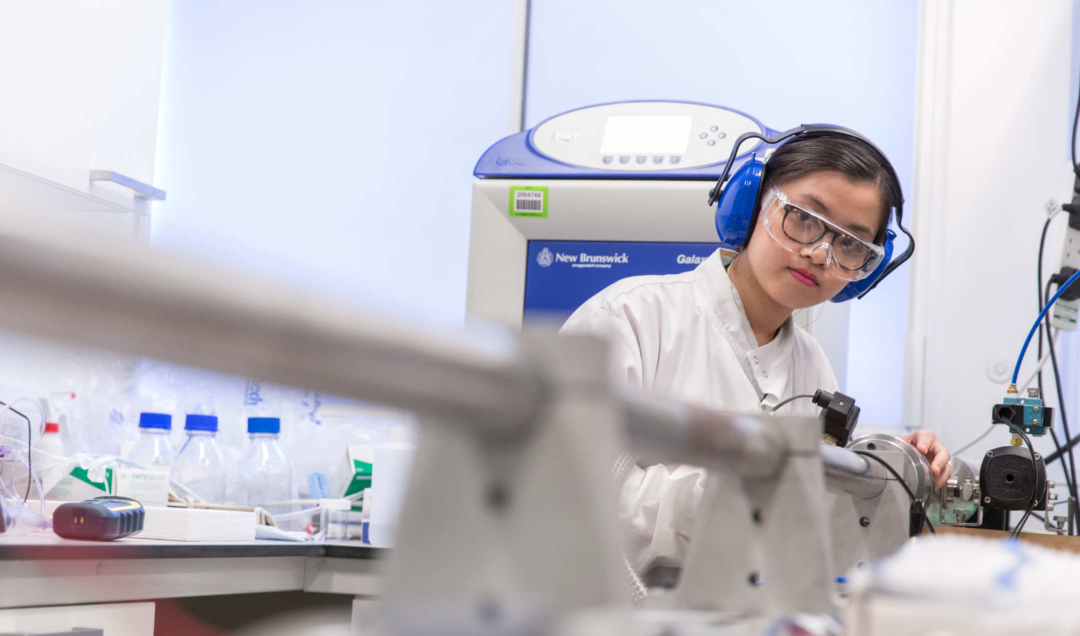 CBIS has a range of facilities to enable world-leading research.