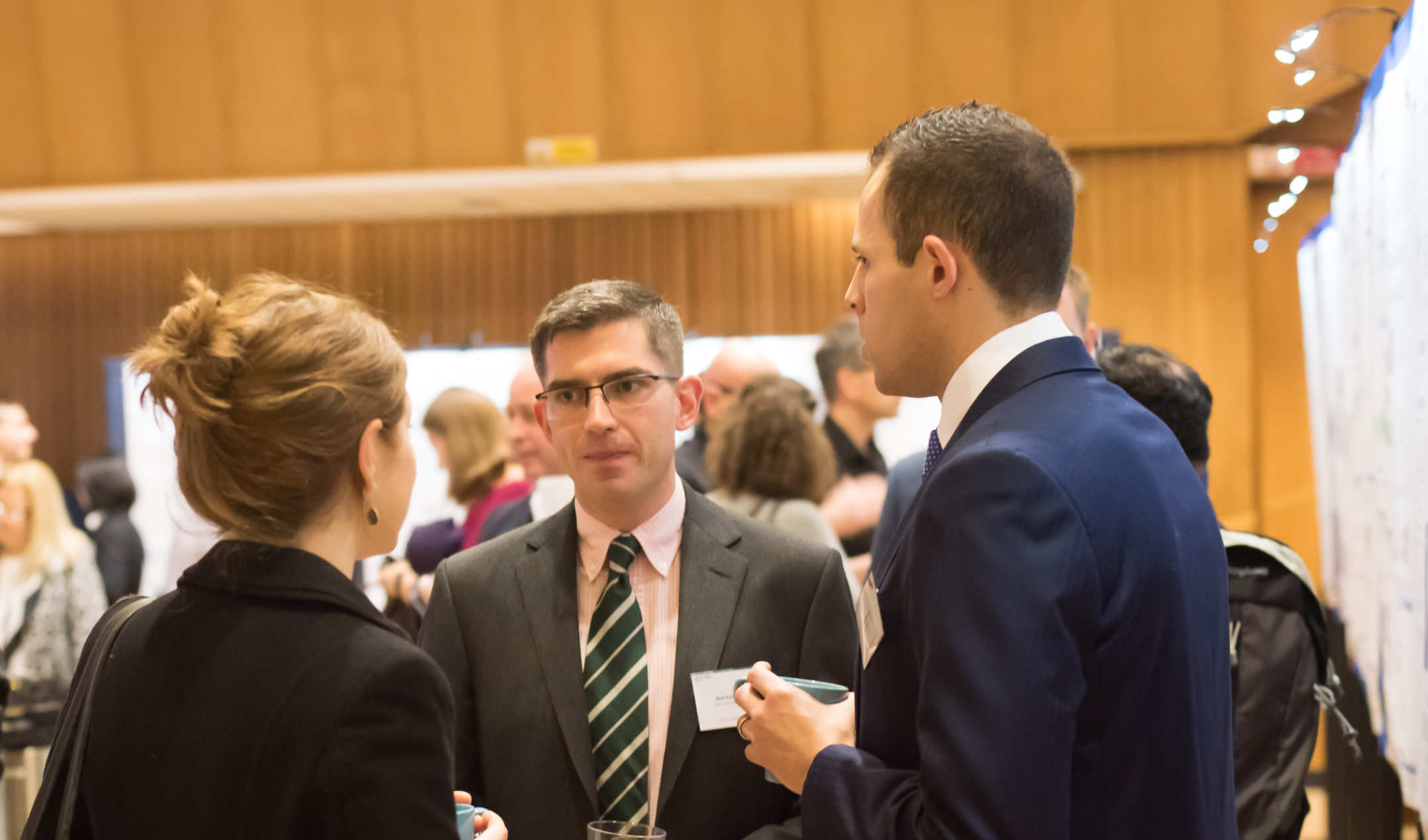 CBIS PhDs have the opportunity to organise the annual networking event.