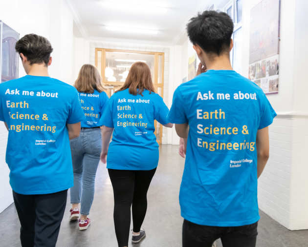 Undergraduate Earth Science Ambassadors