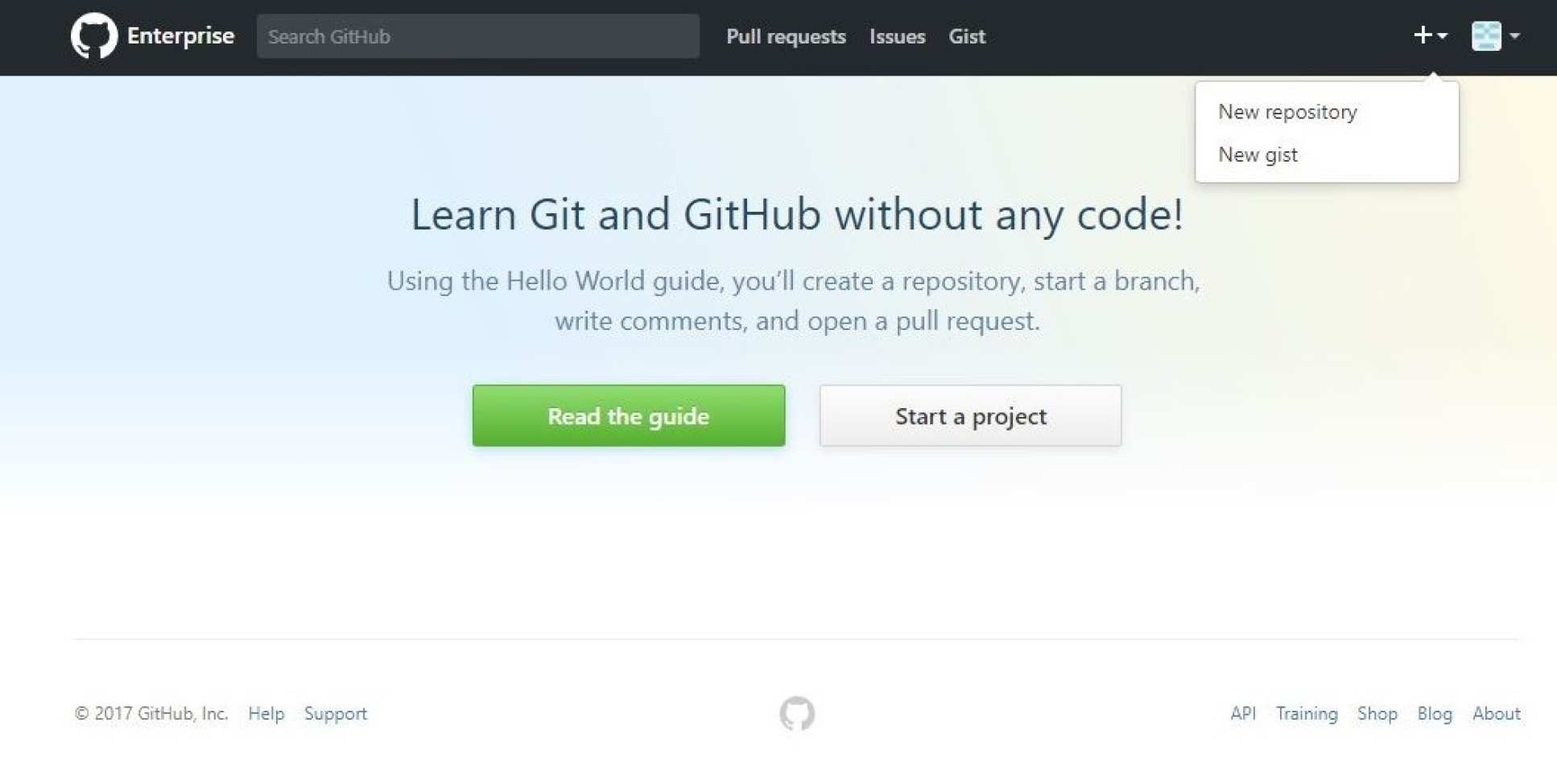 Working With GitHub com | Administration and support