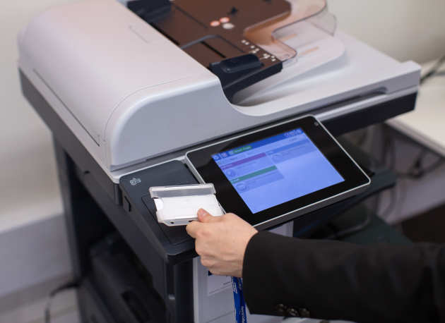 printing photocopying and scanning administration and support