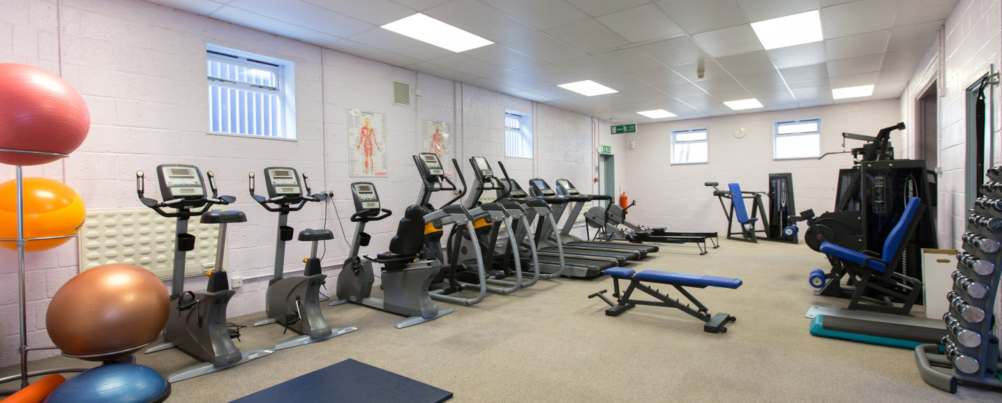 Silwood Park gym