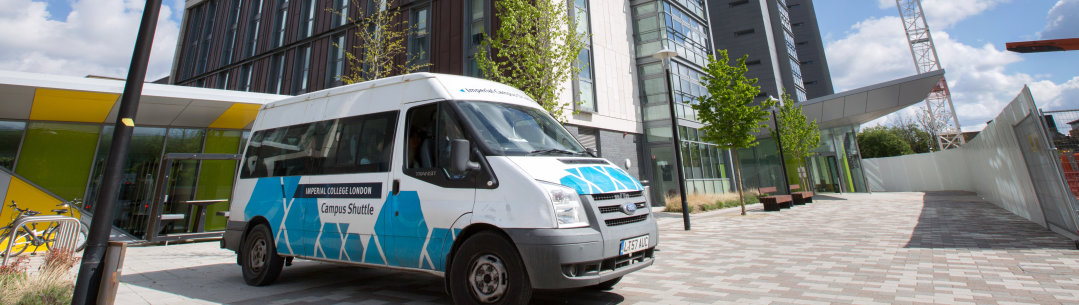 Shuttle Bus Administration And Support Services Imperial College London