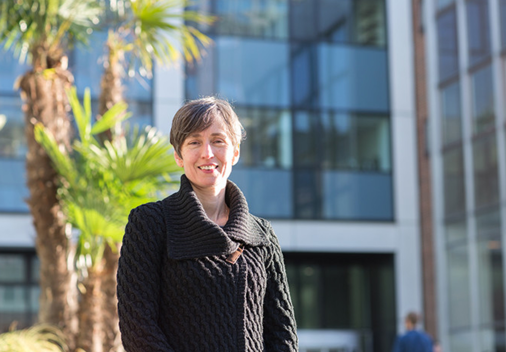 Professor Emma McCoy, Interim Vice Provost (Education and Student Experience)