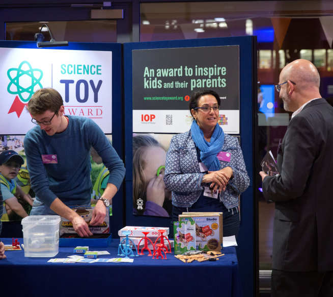 Science Toy Award Exhibit