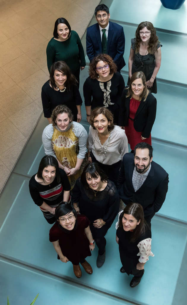 The Corporate Partnerships Team for Faculty of Engineering