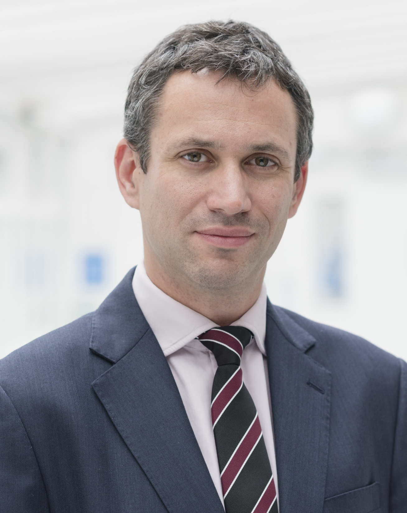 Professor Michael Loebinger, Respiratory Consultant and Clinical Director of Laboratory Medicine at Royal Brompton Hospital