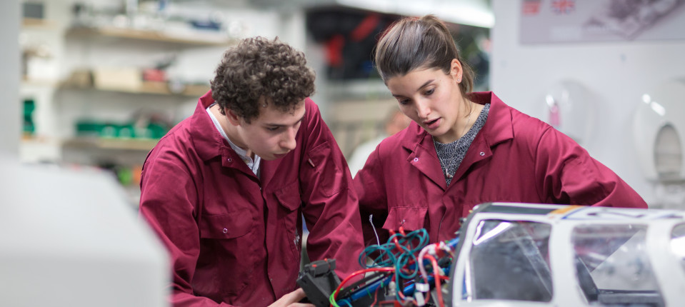 Find out what a BEng, MEng, or MSc in Mechanical Engineering could lead to