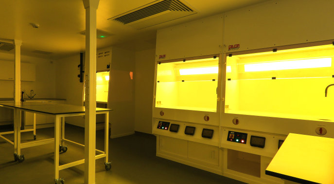 MSRH Cleanroom