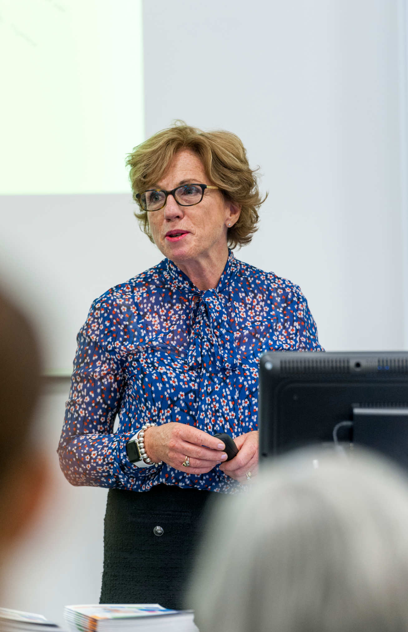 Professor Greta Westwood, Chief Operating Officer at The Florence Nightingale Foundation