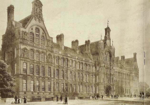 Creation of City and Guilds College