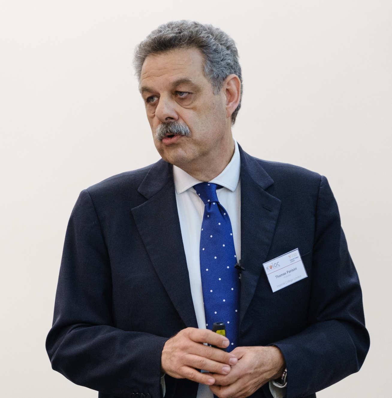 Professor Thomas Parisini, Imperial's KIOS lead