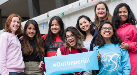 The annual Imperial Festival returned for its seventh year on 28-29 April at the College's South Kensington Campus with a showcase of technological marvels to celebrate of the Year of Engineering, a hands on zone for families, and talks from world-leading thinkers and doers.