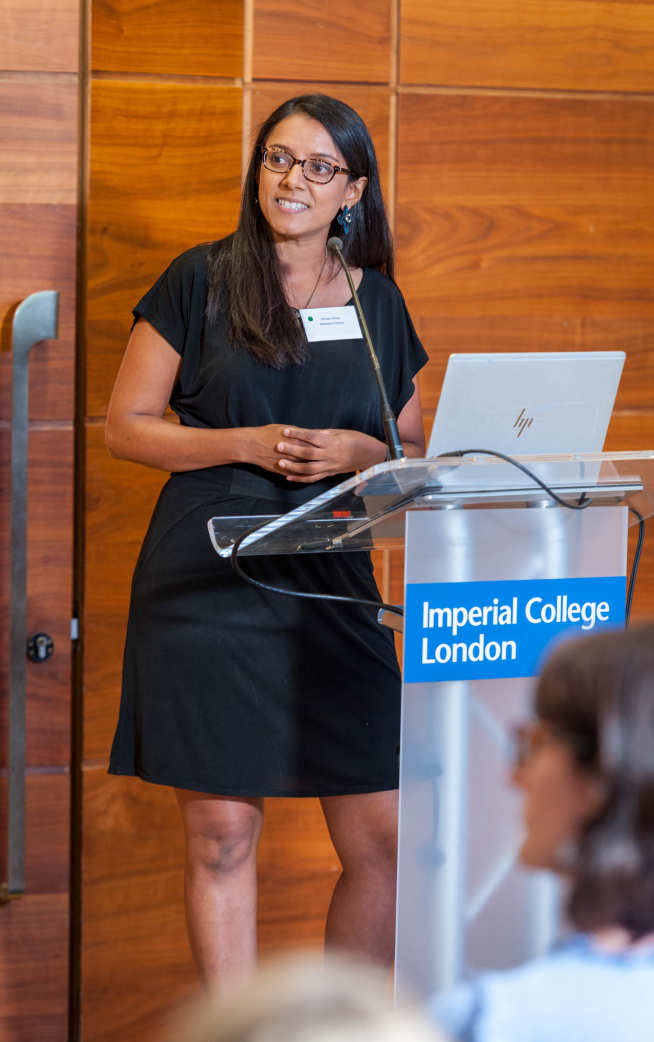 Dr Shivani Misra, Consultant in Metabolic Medicine at Imperial College Healthcare NHS Trust and an Honorary Research Fellow at Imperial College London, discussed her project leading the MY Diabetes study.