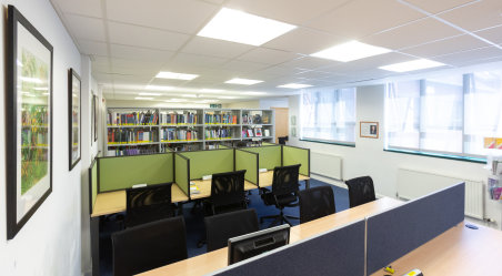 Silwood Park Campus Library