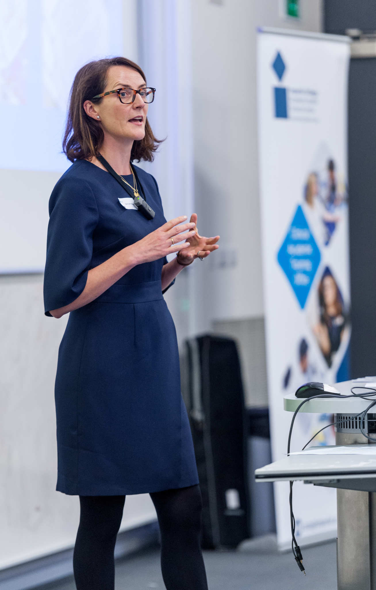 Clare Leon-Villapalos, from Imperial's Department of Surgery and Cancer, who is Clinical Practice Educator in Critical Care at Imperial College Healthcare NHS Trust