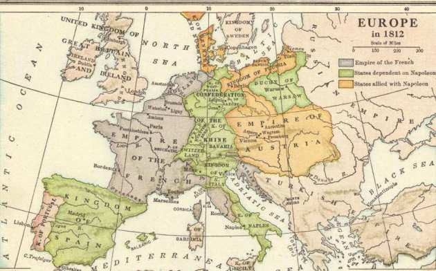The 19th Century In Europe Administration And Support Services