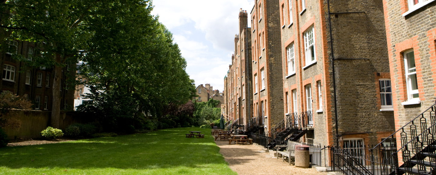 Residents at Evelyn Gardens will have access to the accommodation's own garden