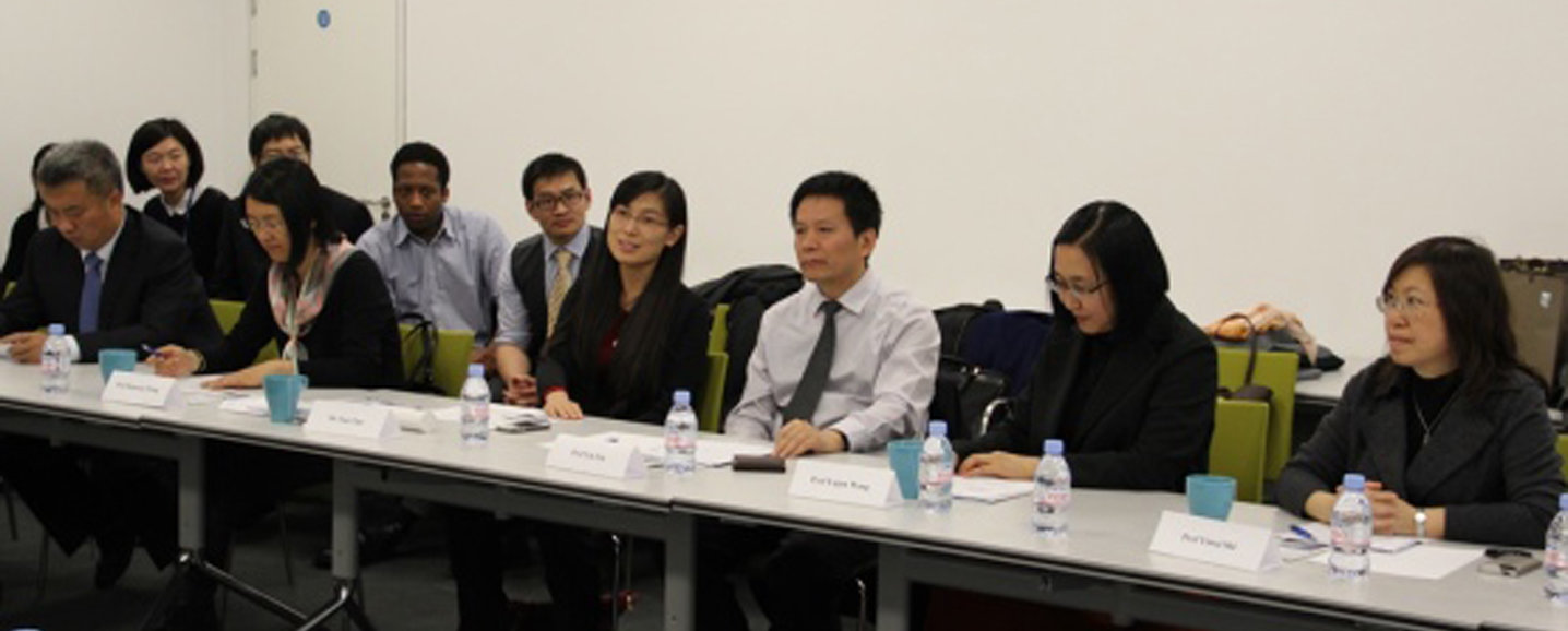 Attendees from AVIC-BIAM