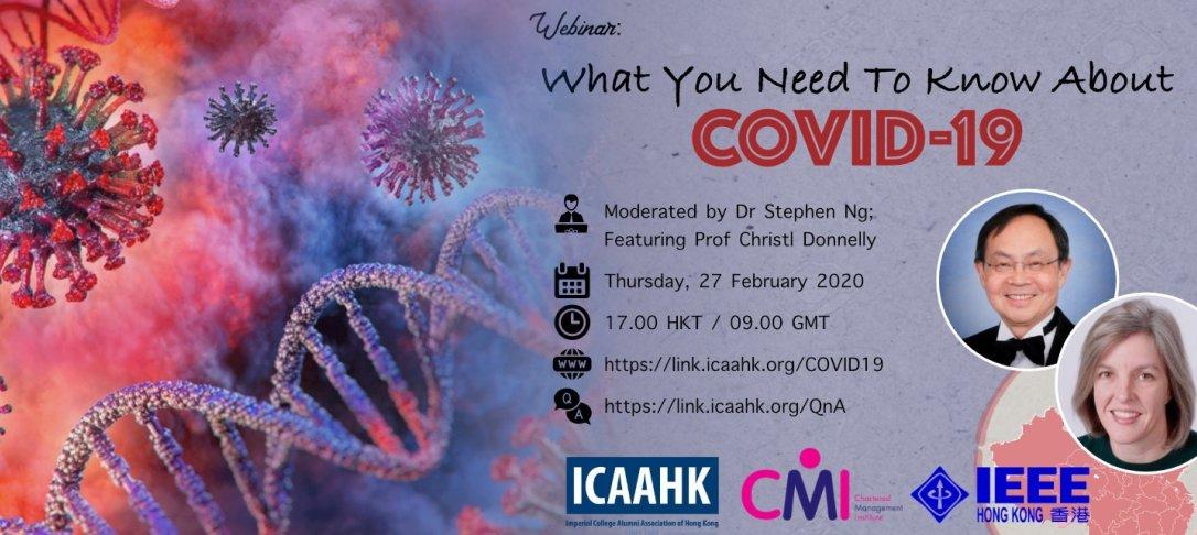 COVID-19 webinar