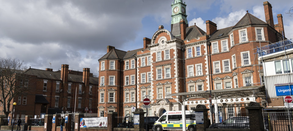 Hammersmith Hospital Buildings