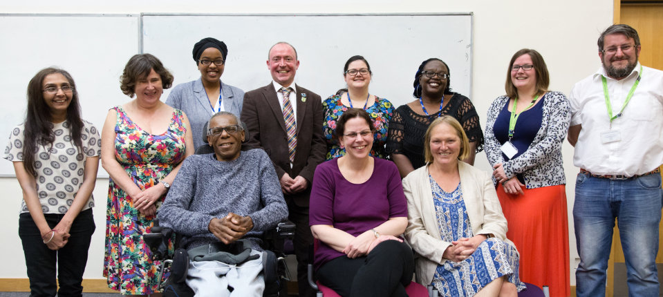 Photo of 2018 Calibre leadership programme graduation