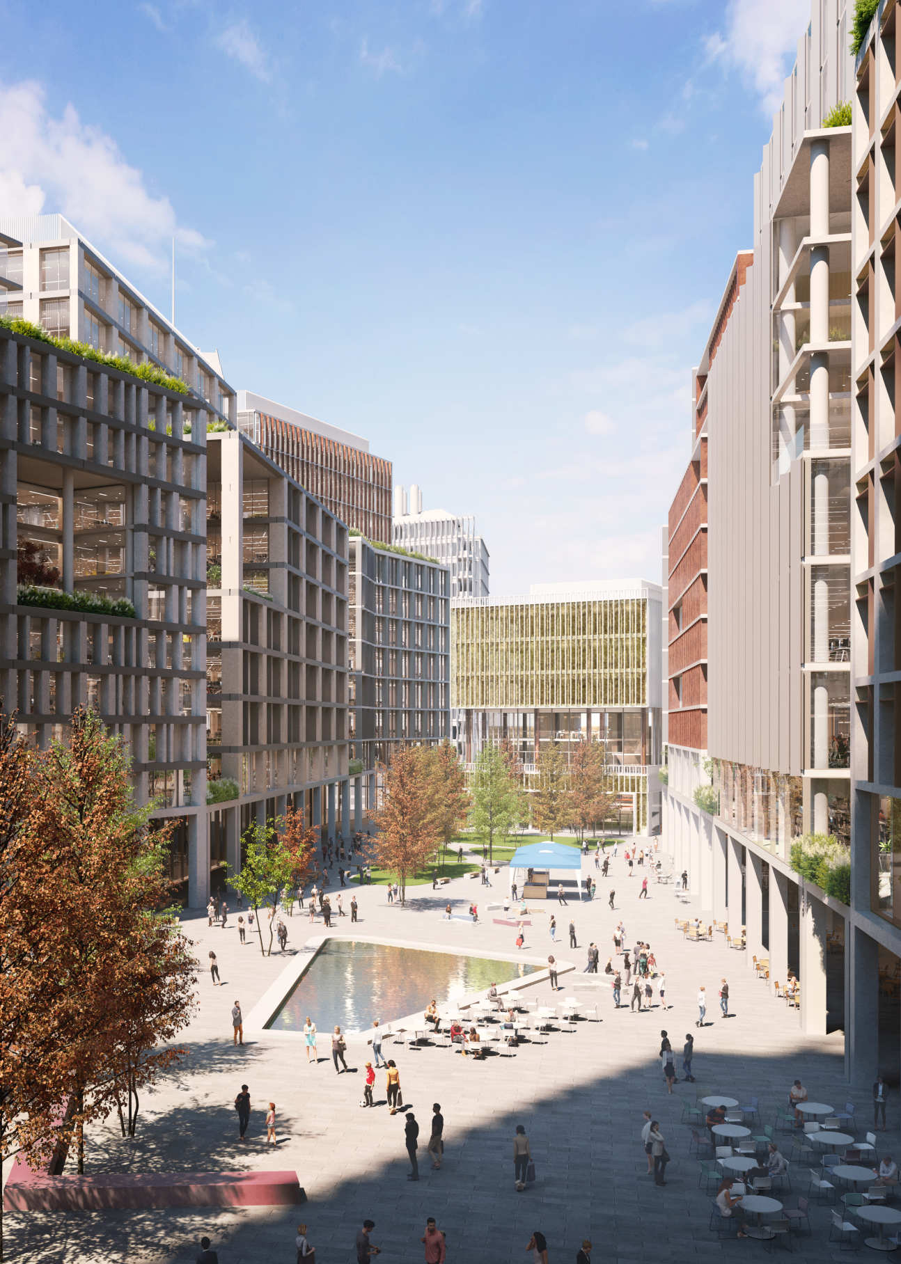white city south masterplan