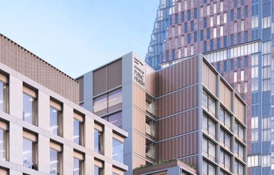 New buildings at White City