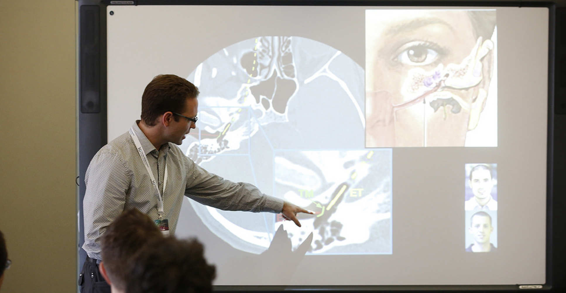 Hamlyn Winter School On Surgical Imaging And Vision Research