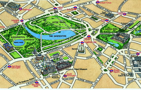 Tourist information – Tourist Maps of London