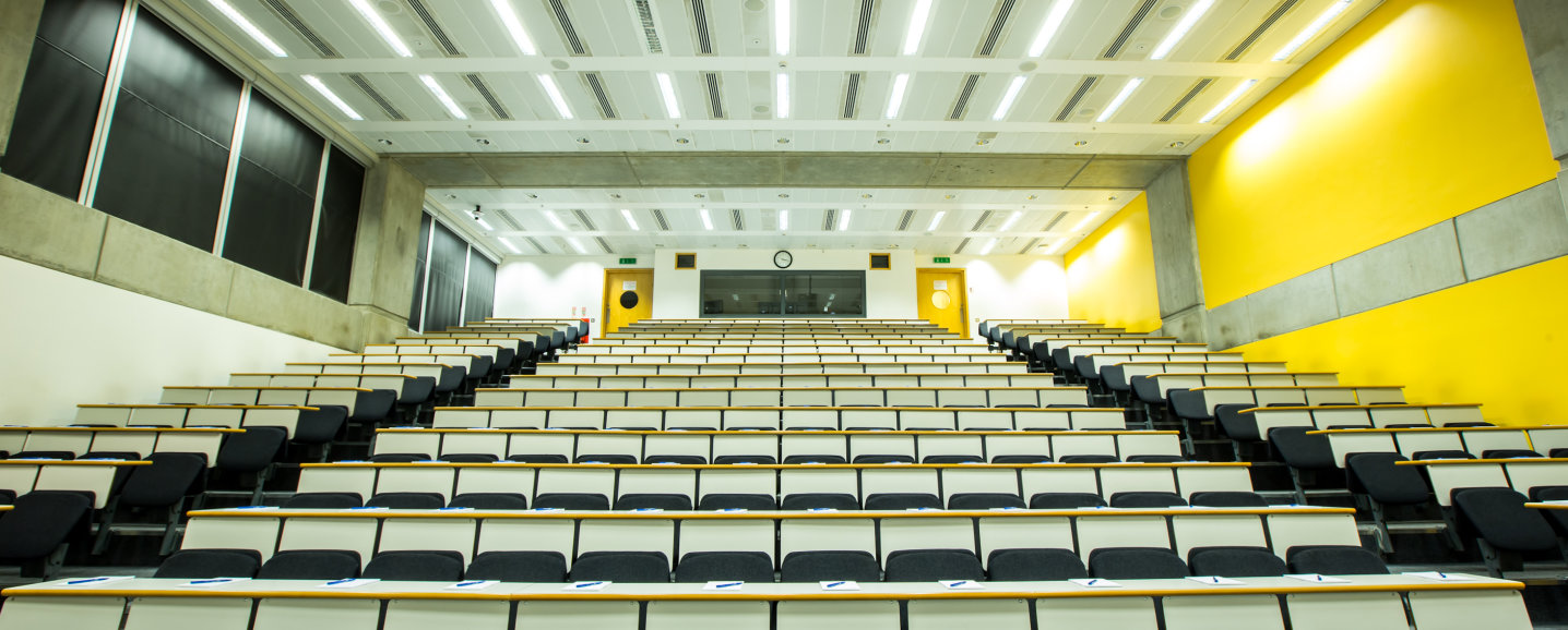 SAF large lecture theatre