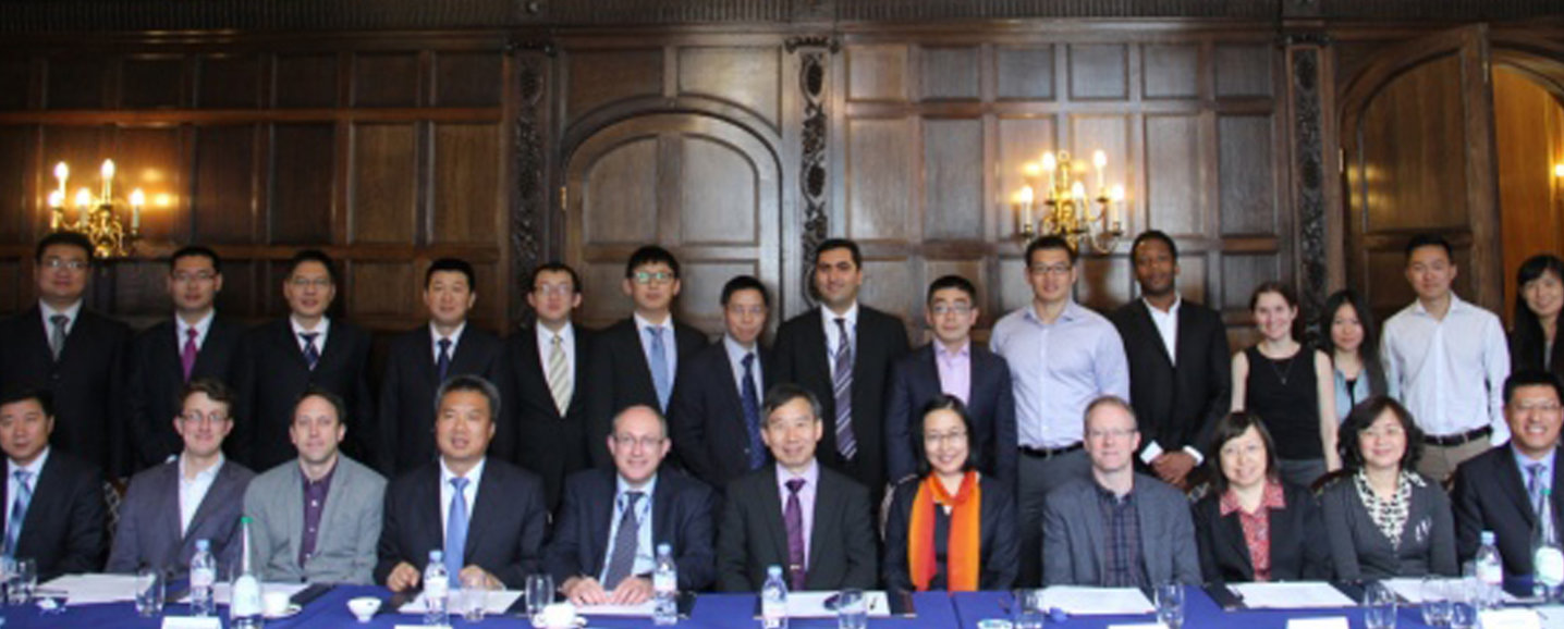 Attendess of the AVIC-Imperial College workshop