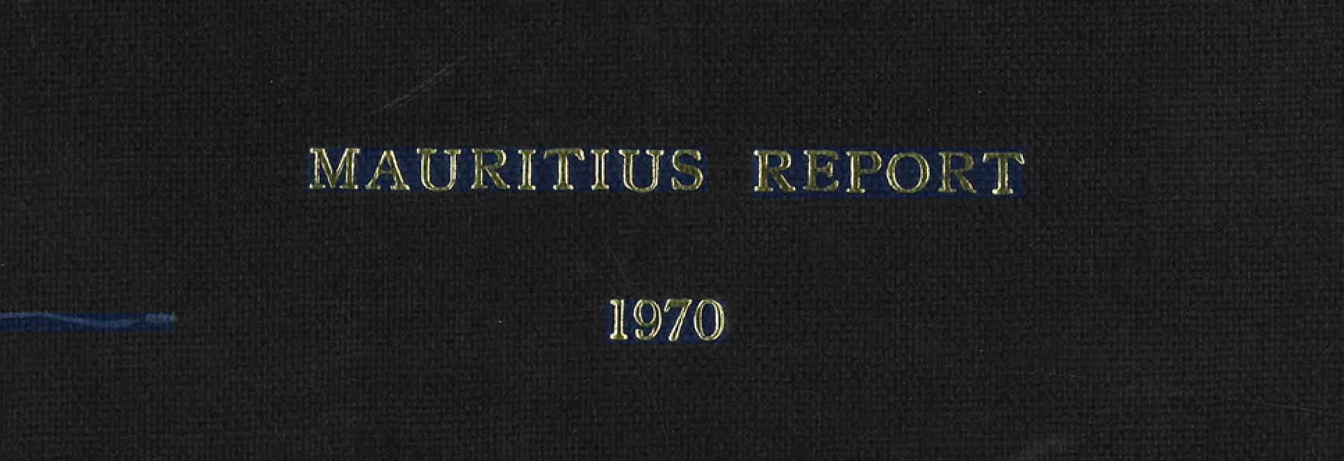 Report cover (detail)