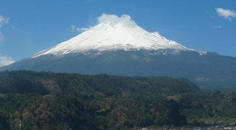 Studying Popocatépetl's eruption styles