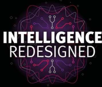 Intelligence Redesigned Fringe graphic