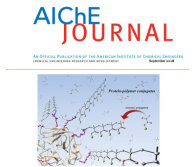 AIChE journal front cover