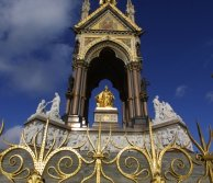 Royal Albert memorial Hyde Park