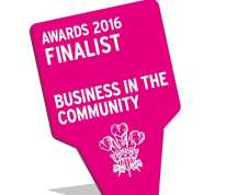 Business in the Community Finalist 2016 logo