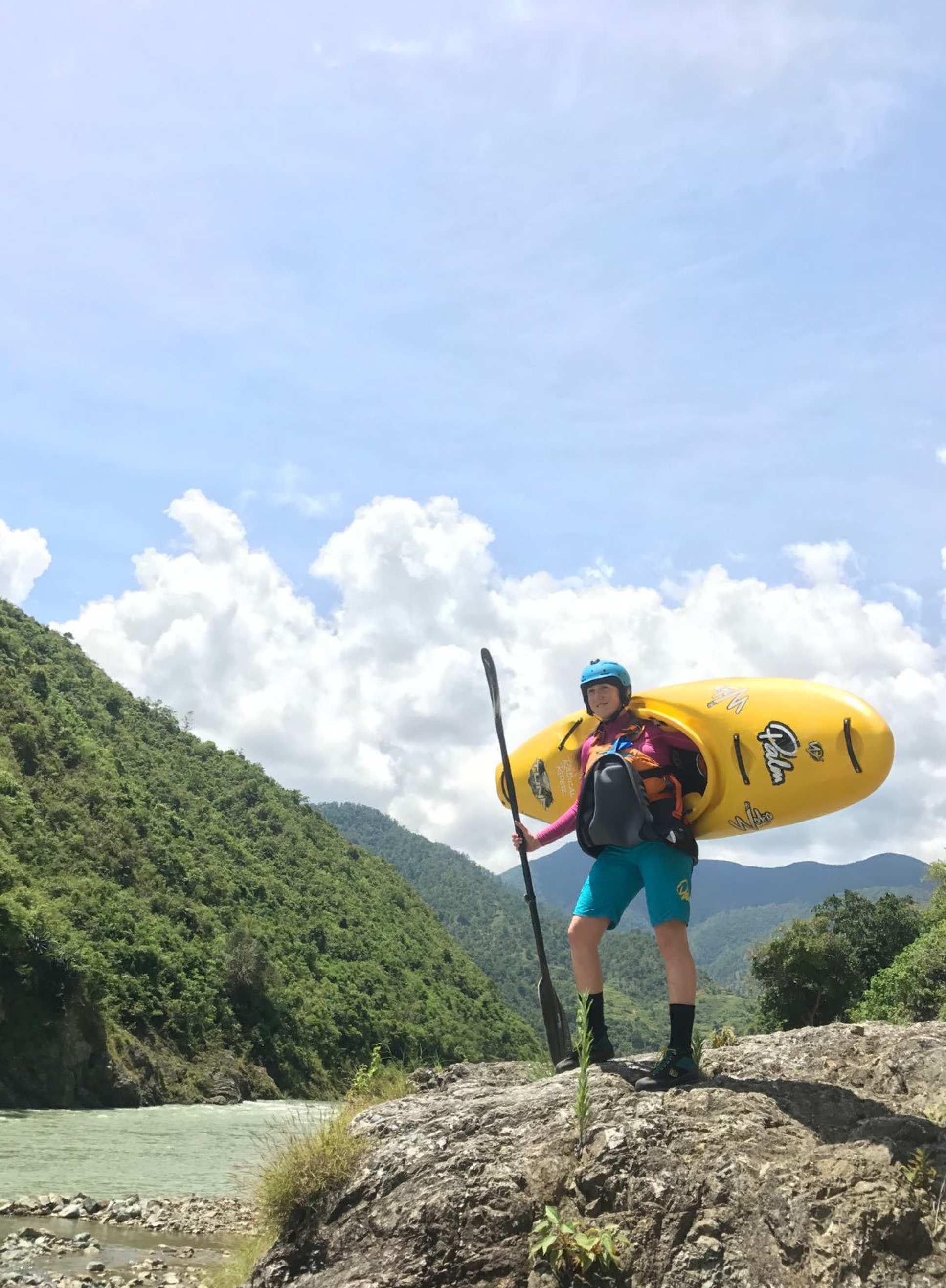 2017 Kayaking Expedition