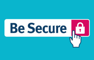 Be Secure logo
