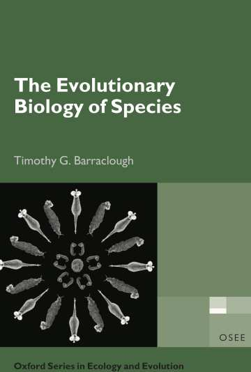 Book: The evolutionary biology of species
