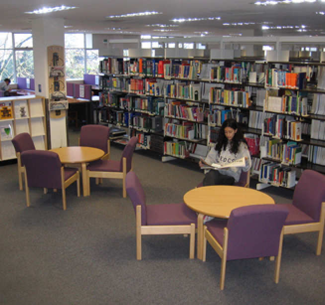 Imperial Central Library Room Booking