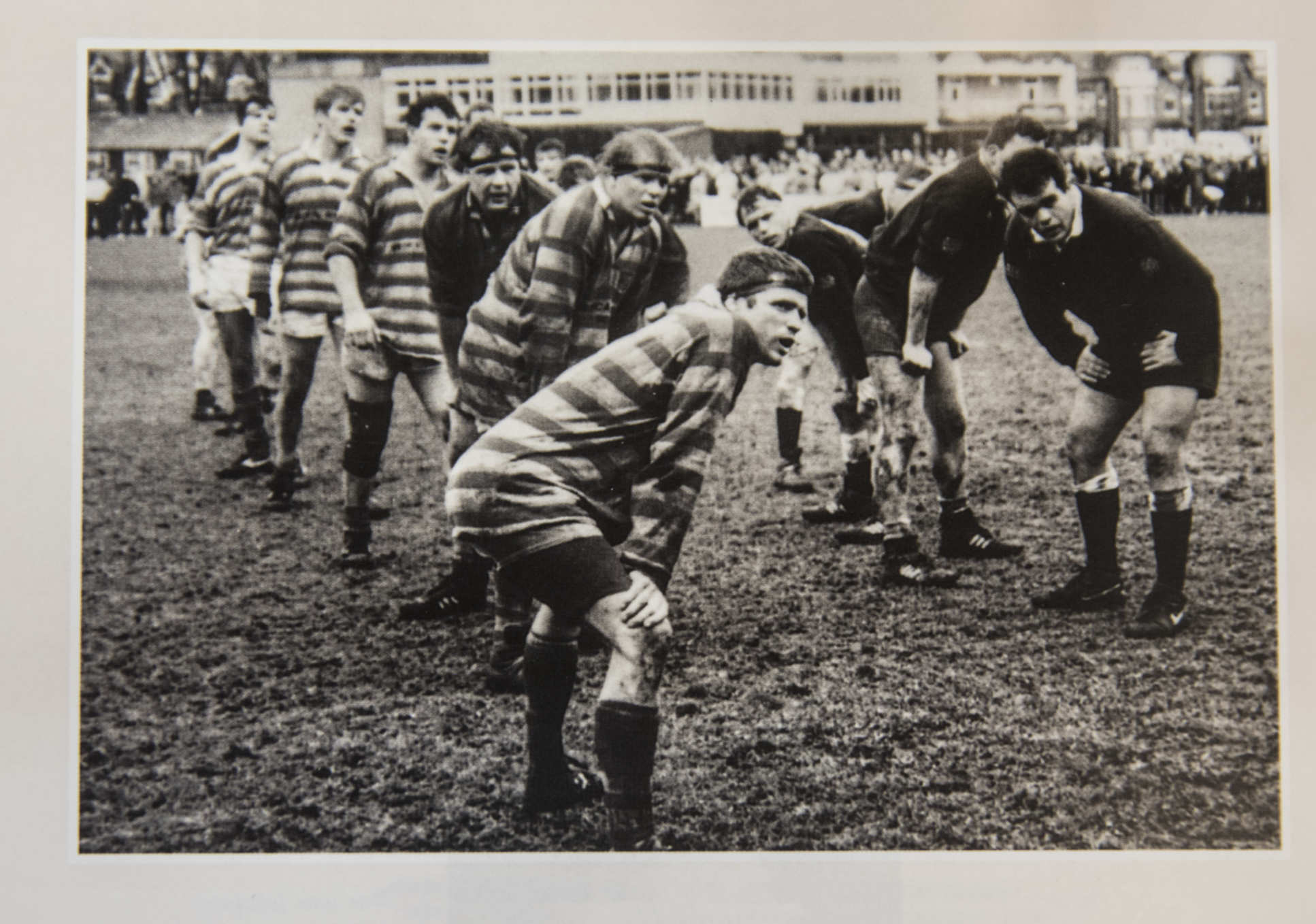 United Hospitals Rugby Cup match