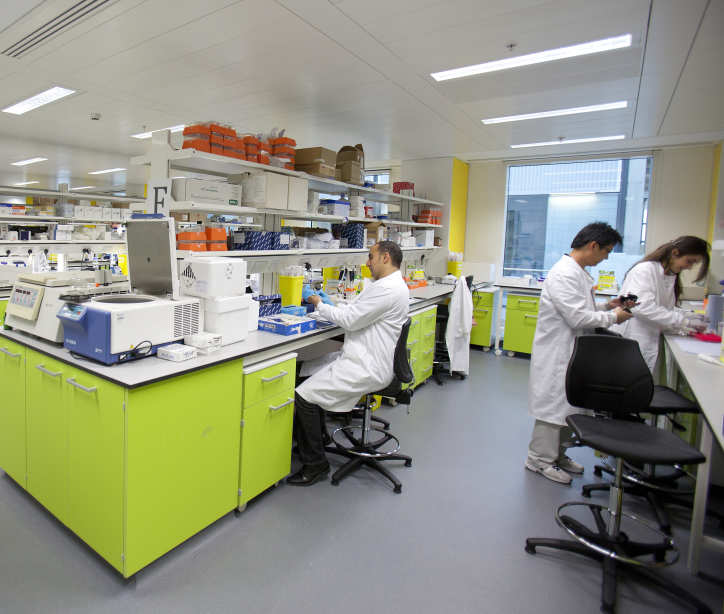 Cancer Research UK facilities, helping us to beat cancer sooner