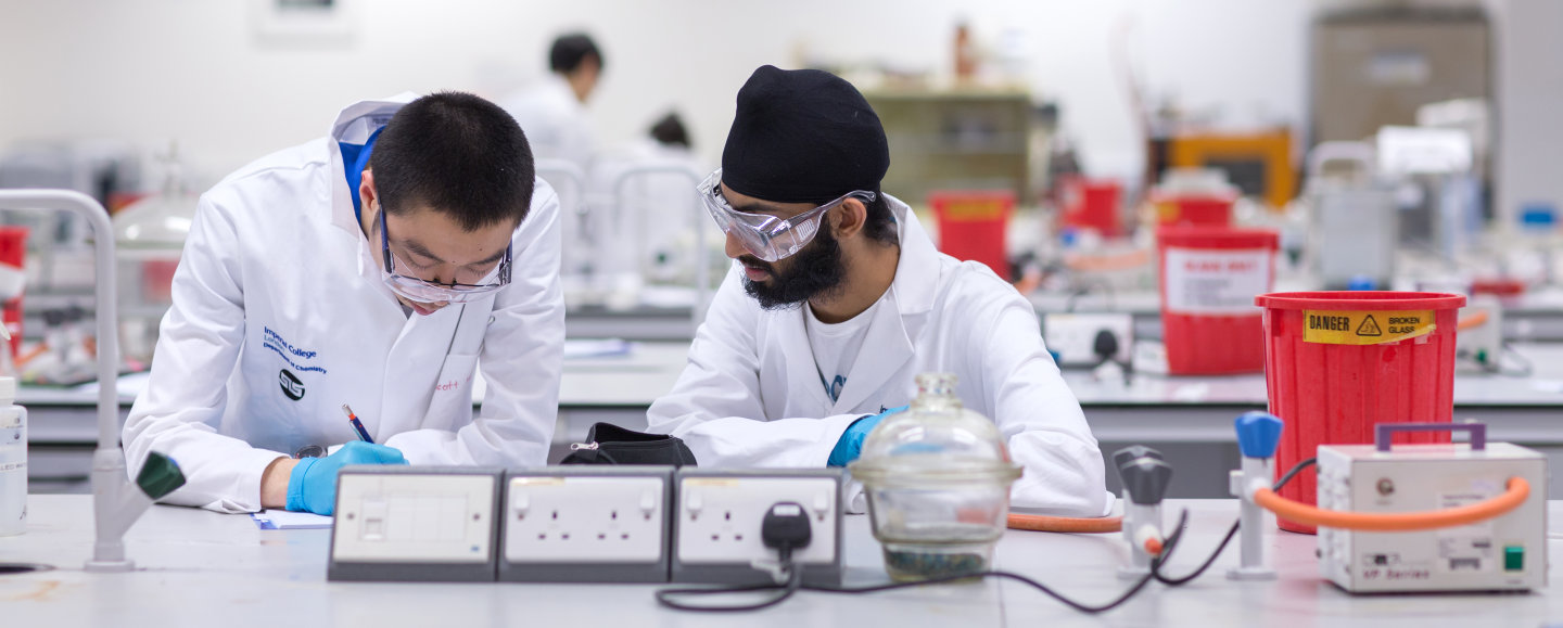 bsc chemistry study imperial college london chemistry
