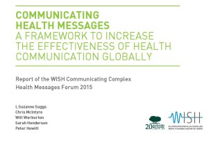 Complex health messages