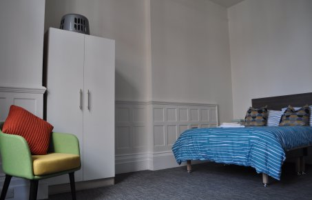 Room in Evelyn Gardens