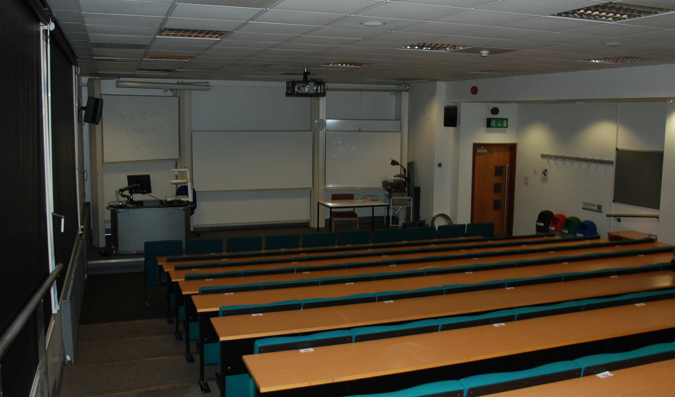 Roderic Hill Building - Room 266