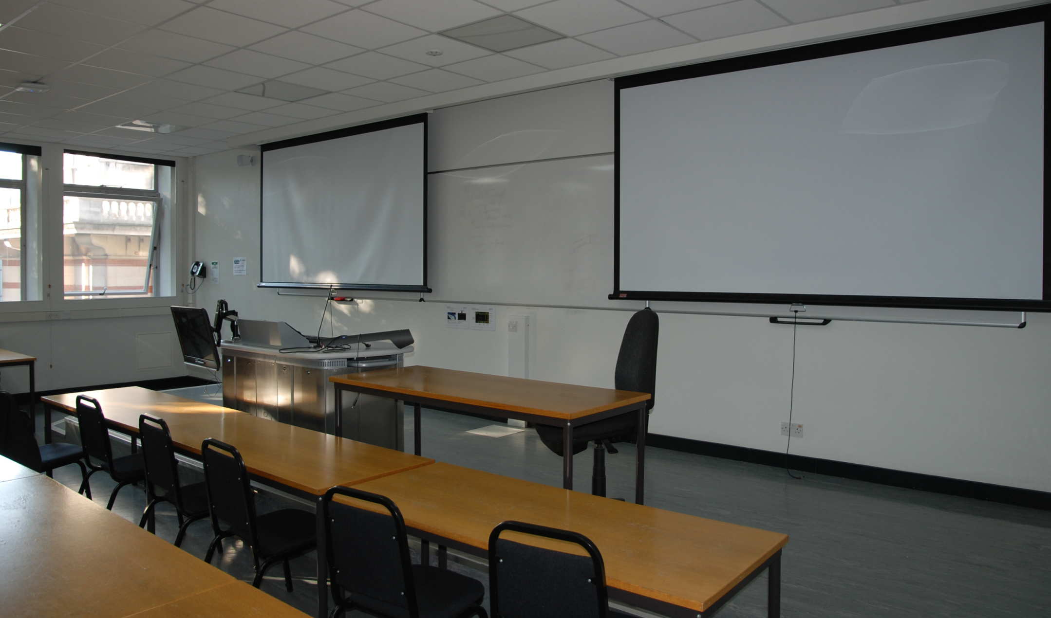 Skempton Building - Room 301